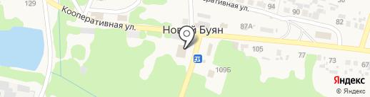 Магазин игрушек на карте Нового Буяна