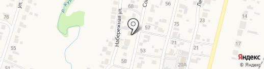 Аптека на карте Курумоча