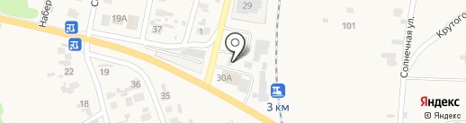 АГЗС на карте Курумоча