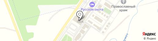 Русская охота на карте Курумоча
