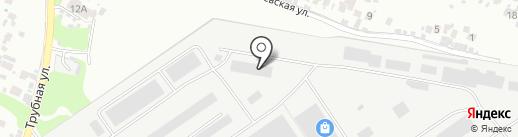 ЗАВОД ЖБИ №289 на карте Самары
