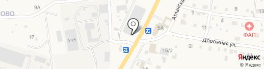 Модуль-Проект на карте Подстепновки