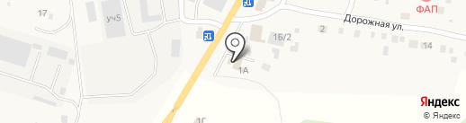 Виола на карте Подстепновки