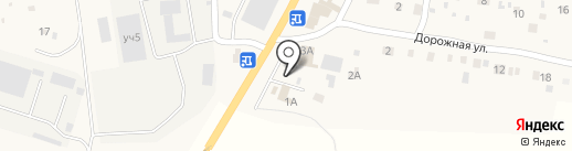 Автомойка на карте Подстепновки
