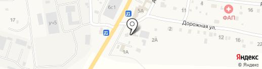 Магазин товаров для дома и отдыха на карте Подстепновки
