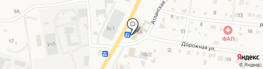 Реал на карте Подстепновки