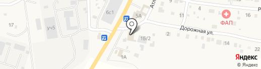 Феникс на карте Подстепновки