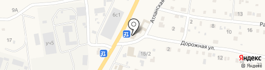 QIWI на карте Подстепновки