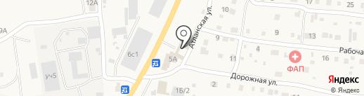 Авто Дизель Самара на карте Подстепновки