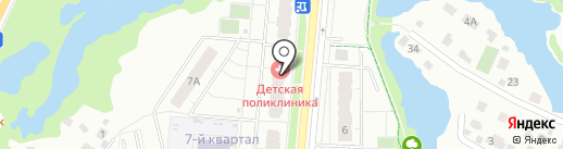 ФЕНИКС на карте Самары