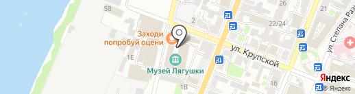 Магазин дверей на карте Самары