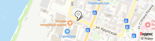 ВолгаСтройСистема на карте Самары