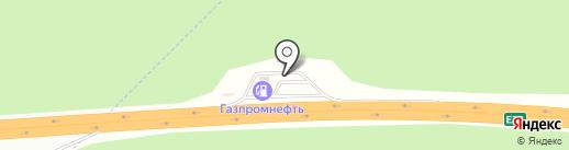 Красная поляна на карте Курумоча