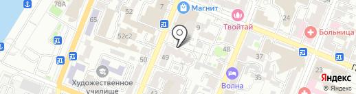 Центр природной ревитализации на карте Самары