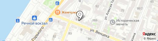 Технострой на карте Самары