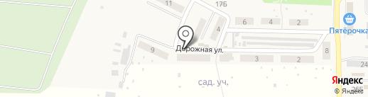 Продуктовый магазин на карте Верхней Подстепновки