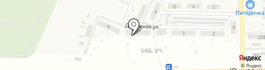 Феникс на карте Верхней Подстепновки