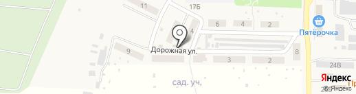 Всякая всячина на карте Верхней Подстепновки
