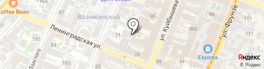 РОКНРОЛЛЫ на карте Самары