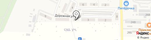 Продукты на карте Верхней Подстепновки