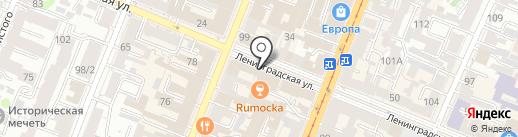 Dodo Pizza на карте Самары