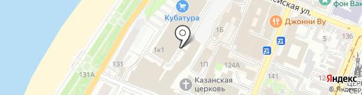 Плинтус Холл на карте Самары