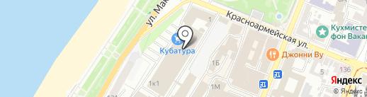 Стройдизайн на карте Самары