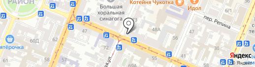 Студия ногтевого сервиса на карте Самары