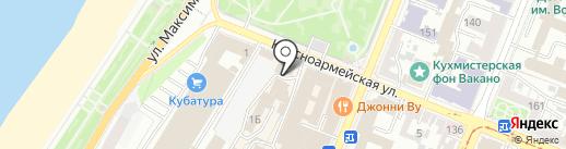 Вист Проект на карте Самары