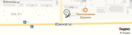 Вечная Память на карте Верхней Подстепновки