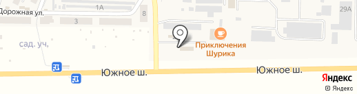 Спец на карте Верхней Подстепновки