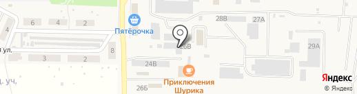 Славянский деликатес на карте Верхней Подстепновки