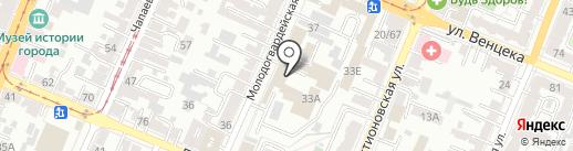 СТК на карте Самары