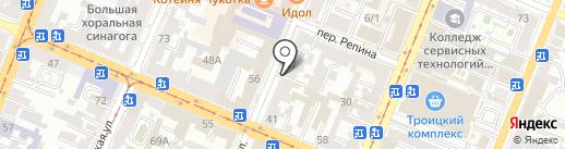 Магазин на карте Самары