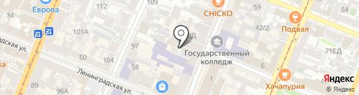 ХукаПлейс Samara на карте Самары