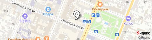 ФАСОН на карте Самары