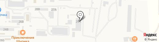 Вип Самара на карте Верхней Подстепновки