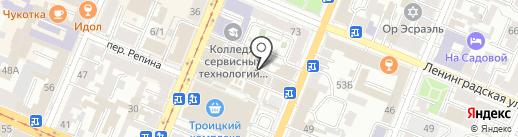 Мастерская по заточке ножей на карте Самары