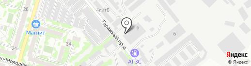 Скайнет на карте Самары