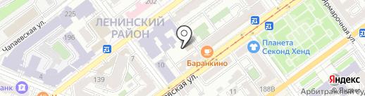 FUTUROOM WORKSHOP на карте Самары