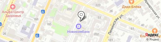 Арт Багет на карте Самары