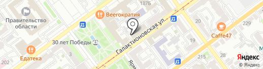 АвтортеТ на карте Самары