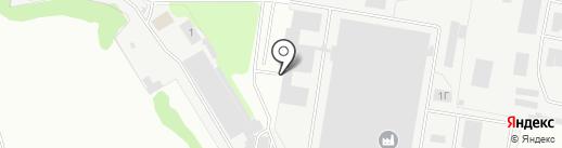 ТРИТОН на карте Самары