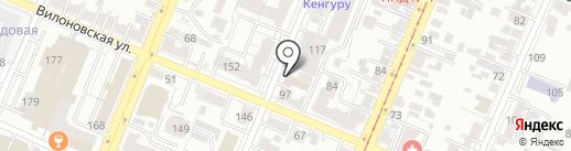 СКРС-ПД на карте Самары