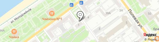 Монтажная организация на карте Самары