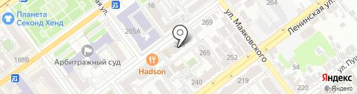 Дирекция по эксплуатации зданий на карте Самары