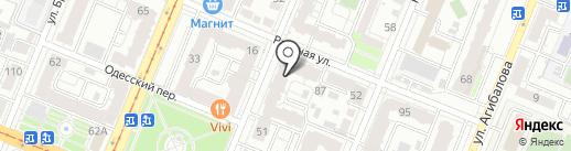 Альфа 24 на карте Самары