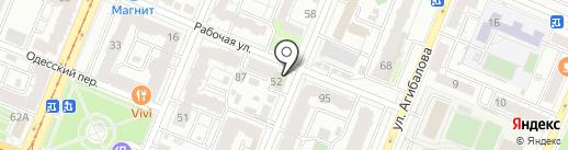 ФОТ САМАРА на карте Самары