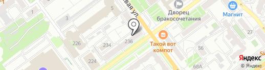 АКВАЭЛЬ на карте Самары