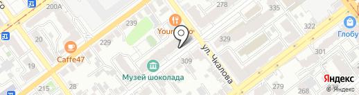 ОГОГО Обстановочка! на карте Самары